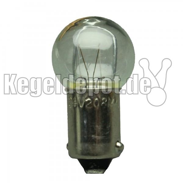 Klein Kugellampe 30 V / 5W