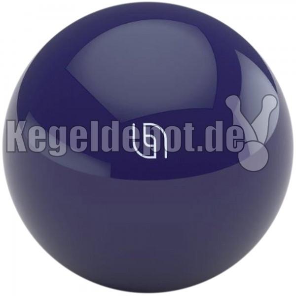 Vollkugel Aramith, violett