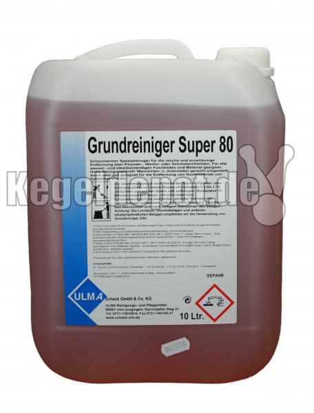 Grundreiniger Super 80 / 10 Liter