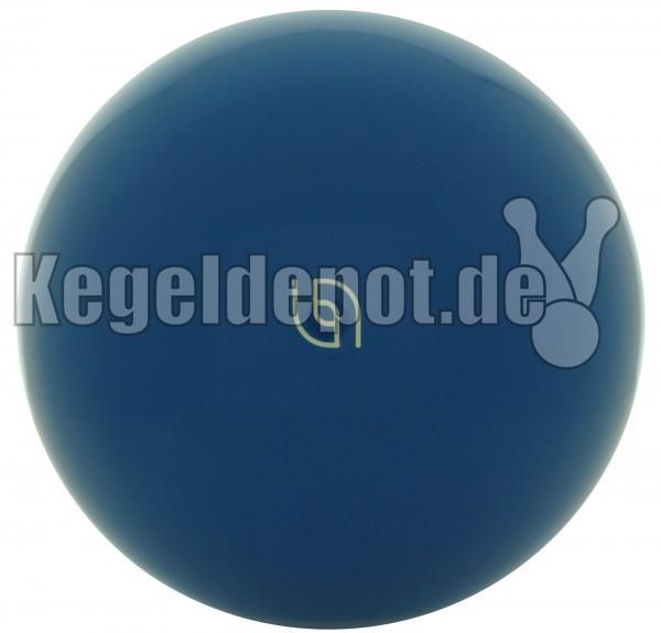 Vollkugel Kugel Aramith, königs blau