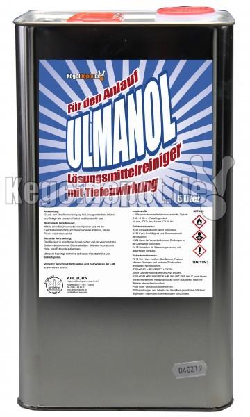 Ulmanol Lösemittel / 5 Liter